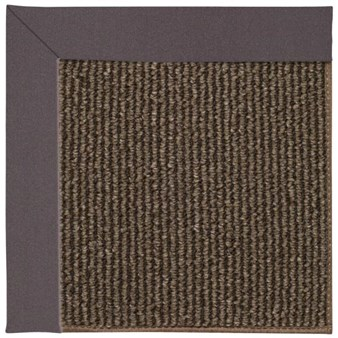 Capel Rugs Creative Concepts Java Sisal - Fife Plum (470) Rectangle 12' x 15' Area Rug