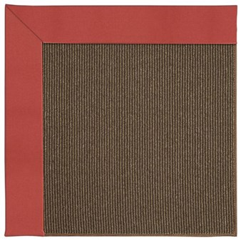 Capel Rugs Creative Concepts Java Sisal - Canvas Paprika (517) Rectangle 12' x 15' Area Rug