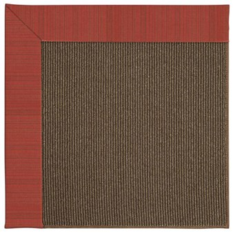 Capel Rugs Creative Concepts Java Sisal - Vierra Cherry (560) Rectangle 12' x 15' Area Rug
