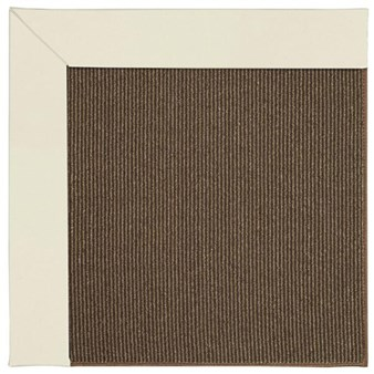 Capel Rugs Creative Concepts Java Sisal - Canvas Ivory (605) Rectangle 12' x 15' Area Rug