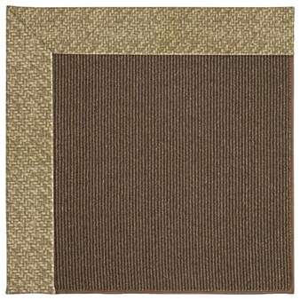 Capel Rugs Creative Concepts Java Sisal - Tampico Rattan (716) Rectangle 12' x 15' Area Rug