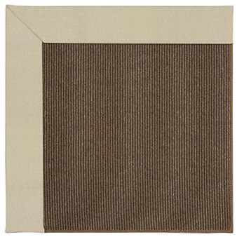 Capel Rugs Creative Concepts Java Sisal - Canvas Antique Beige (717) Rectangle 12' x 15' Area Rug