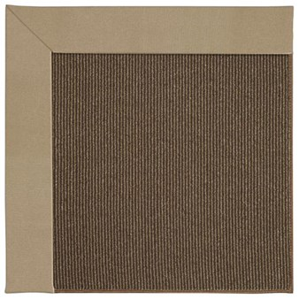 Capel Rugs Creative Concepts Java Sisal - Canvas Camel (727) Rectangle 12' x 15' Area Rug