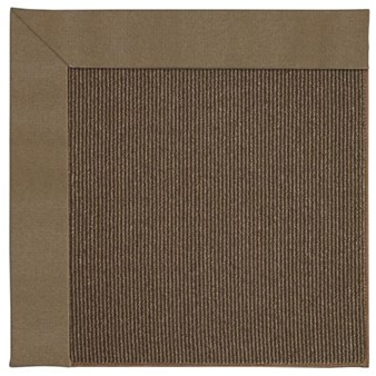 Capel Rugs Creative Concepts Java Sisal - Canvas Cocoa (747) Rectangle 12' x 15' Area Rug