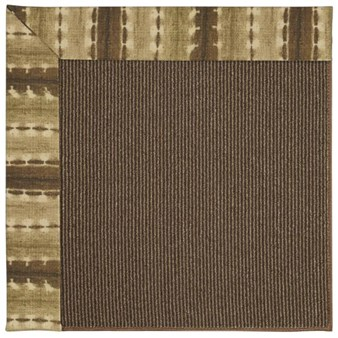 Capel Rugs Creative Concepts Java Sisal - Java Journey Chestnut (750) Rectangle 12' x 15' Area Rug