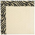 Capel Rugs Creative Concepts Sugar Mountain - Wild Thing Onyx (396) Octagon 4