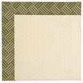 Capel Rugs Creative Concepts Sugar Mountain - Dream Weaver Marsh (211) Octagon 6