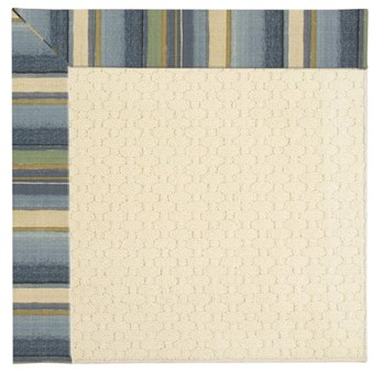 Capel Rugs Creative Concepts Sugar Mountain - Kalani Ocean (417) Octagon 6' x 6' Area Rug