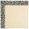 Capel Rugs Creative Concepts Sugar Mountain - Coral Cascade Ebony (385) Octagon 8
