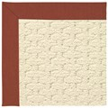Capel Rugs Creative Concepts Sugar Mountain - Canvas Brick (850) Octagon 8
