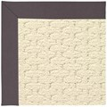 Capel Rugs Creative Concepts Sugar Mountain - Fife Plum (470) Octagon 10