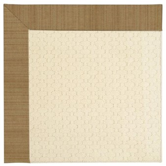 Capel Rugs Creative Concepts Sugar Mountain - Dupione Caramel (150) Octagon 12' x 12' Area Rug