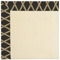 Capel Rugs Creative Concepts Sugar Mountain - Bamboo Coal (356) Octagon 12