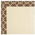 Capel Rugs Creative Concepts Sugar Mountain - Arden Chocolate (746) Runner 2