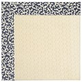 Capel Rugs Creative Concepts Sugar Mountain - Coral Cascade Navy (450) Rectangle 3