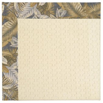 Capel Rugs Creative Concepts Sugar Mountain - Bahamian Breeze Ocean (420) Rectangle 4' x 4' Area Rug
