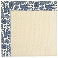 Capel Rugs Creative Concepts Sugar Mountain - Batik Indigo (415) Rectangle 8