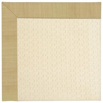 Capel Rugs Creative Concepts Sugar Mountain - Dupione Bamboo (100) Rectangle 10' x 14' Area Rug