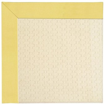 Capel Rugs Creative Concepts Sugar Mountain - Canvas Buttercup (127) Rectangle 10' x 14' Area Rug