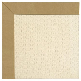 Capel Rugs Creative Concepts Sugar Mountain - Canvas Brass (180) Rectangle 10' x 14' Area Rug