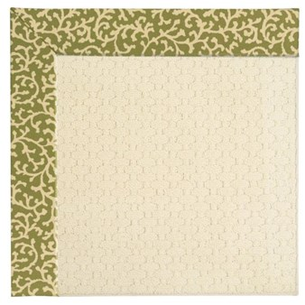 Capel Rugs Creative Concepts Sugar Mountain - Coral Cascade Avocado (225) Rectangle 10' x 14' Area Rug