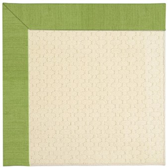 Capel Rugs Creative Concepts Sugar Mountain - Canvas Lawn (227) Rectangle 10' x 14' Area Rug