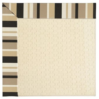 Capel Rugs Creative Concepts Sugar Mountain - Granite Stripe (335) Rectangle 10' x 14' Area Rug
