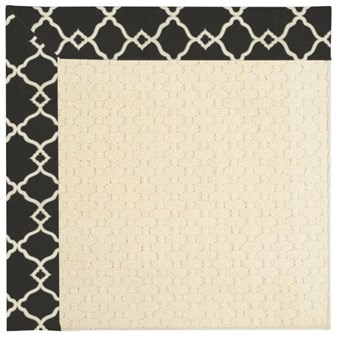 Capel Rugs Creative Concepts Sugar Mountain - Arden Black (346) Rectangle 10' x 14' Area Rug