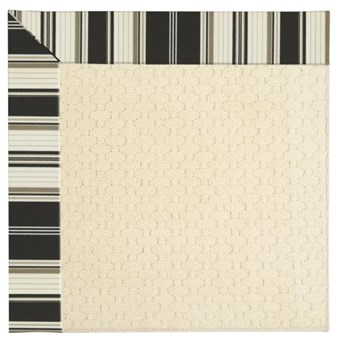 Capel Rugs Creative Concepts Sugar Mountain - Down The Lane Ebony (370) Rectangle 10' x 14' Area Rug