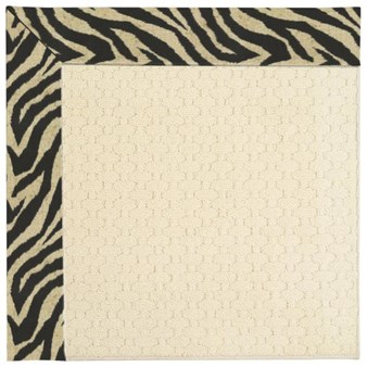 Capel Rugs Creative Concepts Sugar Mountain - Wild Thing Onyx (396) Rectangle 10' x 14' Area Rug