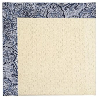 Capel Rugs Creative Concepts Sugar Mountain - Paddock Shawl Indigo (475) Rectangle 10' x 14' Area Rug