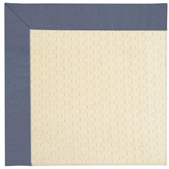Capel Rugs Creative Concepts Sugar Mountain - Canvas Sapphire Blue (487) Rectangle 10' x 14' Area Rug