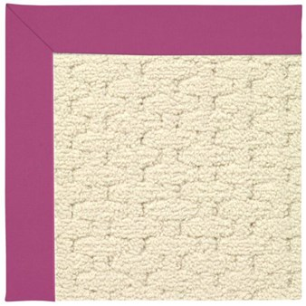 Capel Rugs Creative Concepts Sugar Mountain - Canvas Hot Pink (515) Rectangle 10' x 14' Area Rug