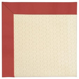 Capel Rugs Creative Concepts Sugar Mountain - Canvas Paprika (517) Rectangle 10' x 14' Area Rug
