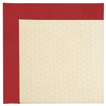 Capel Rugs Creative Concepts Sugar Mountain - Canvas Jockey Red (527) Rectangle 10' x 14' Area Rug