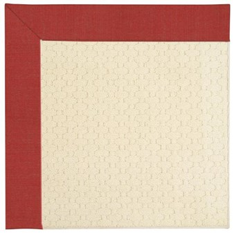Capel Rugs Creative Concepts Sugar Mountain - Dupione Crimson (575) Rectangle 10' x 14' Area Rug