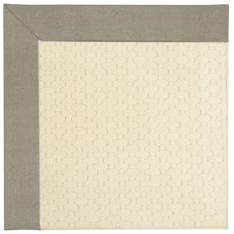 Capel Rugs Creative Concepts Sugar Mountain - Canvas Taupe (737) Rectangle 10' x 14' Area Rug
