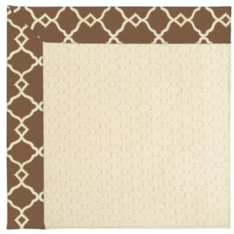 Capel Rugs Creative Concepts Sugar Mountain - Arden Chocolate (746) Rectangle 10' x 14' Area Rug