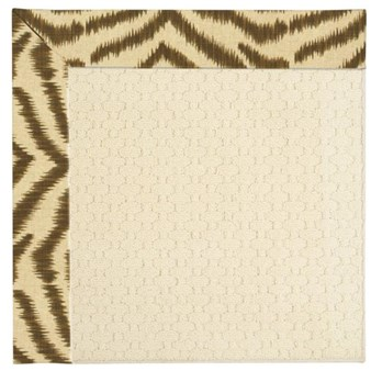 Capel Rugs Creative Concepts Sugar Mountain - Couture King Chestnut (756) Rectangle 10' x 14' Area Rug