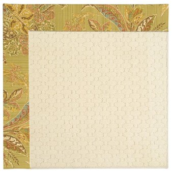 Capel Rugs Creative Concepts Sugar Mountain - Cayo Vista Tea Leaf (210) Rectangle 12' x 15' Area Rug
