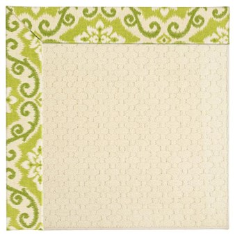 Capel Rugs Creative Concepts Sugar Mountain - Shoreham Kiwi (220) Rectangle 12' x 15' Area Rug