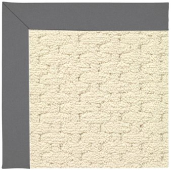 Capel Rugs Creative Concepts Sugar Mountain - Canvas Charcoal (355) Rectangle 12' x 15' Area Rug