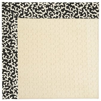 Capel Rugs Creative Concepts Sugar Mountain - Coral Cascade Ebony (385) Rectangle 12' x 15' Area Rug