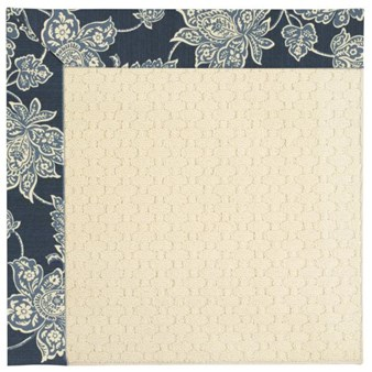 Capel Rugs Creative Concepts Sugar Mountain - Bandana Indigo Blue (465) Rectangle 12' x 15' Area Rug