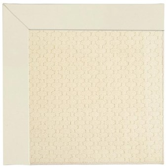 Capel Rugs Creative Concepts Sugar Mountain - Canvas Ivory (605) Rectangle 12' x 15' Area Rug