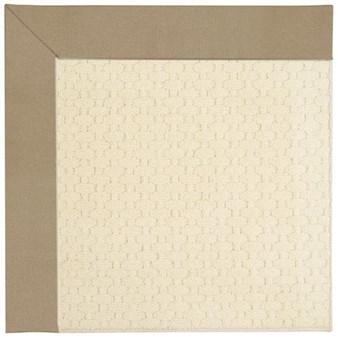 Capel Rugs Creative Concepts Sugar Mountain - Canvas Camel (727) Rectangle 12' x 15' Area Rug