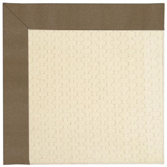 Capel Rugs Creative Concepts Sugar Mountain - Canvas Cocoa (747) Rectangle 12' x 15' Area Rug