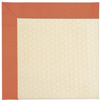 Capel Rugs Creative Concepts Sugar Mountain - Canvas Melon (817) Rectangle 12' x 15' Area Rug