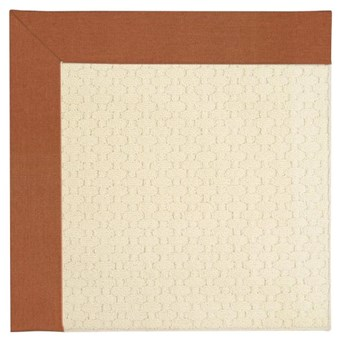 Capel Rugs Creative Concepts Sugar Mountain - Canvas Rust (837) Rectangle 12' x 15' Area Rug