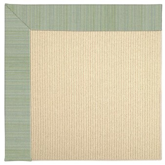 Capel Rugs Creative Concepts Beach Sisal - Vierra Spa (217) Octagon 6' x 6' Area Rug